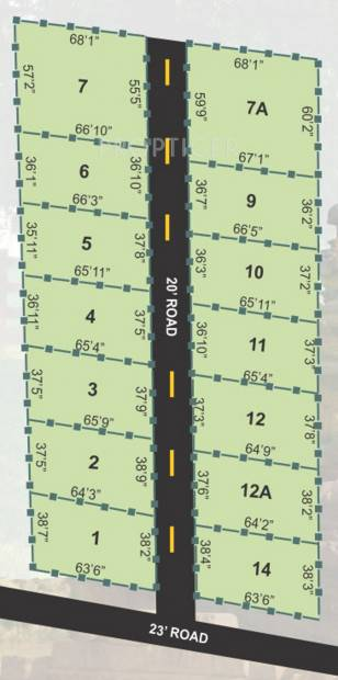 Images for Layout Plan of Olive Little Olive