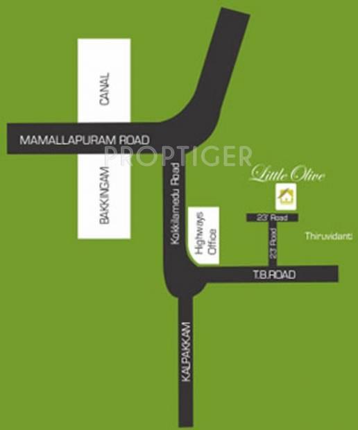 Images for Location Plan of Olive Little Olive