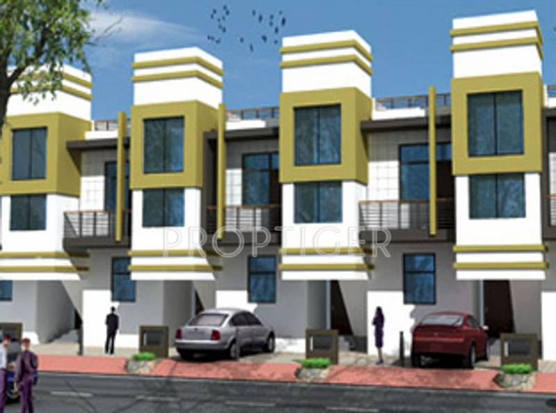 Images for Elevation of Amit Green Villas