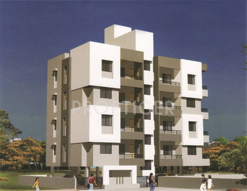 Images for Elevation of Ojas Kanak Apartment