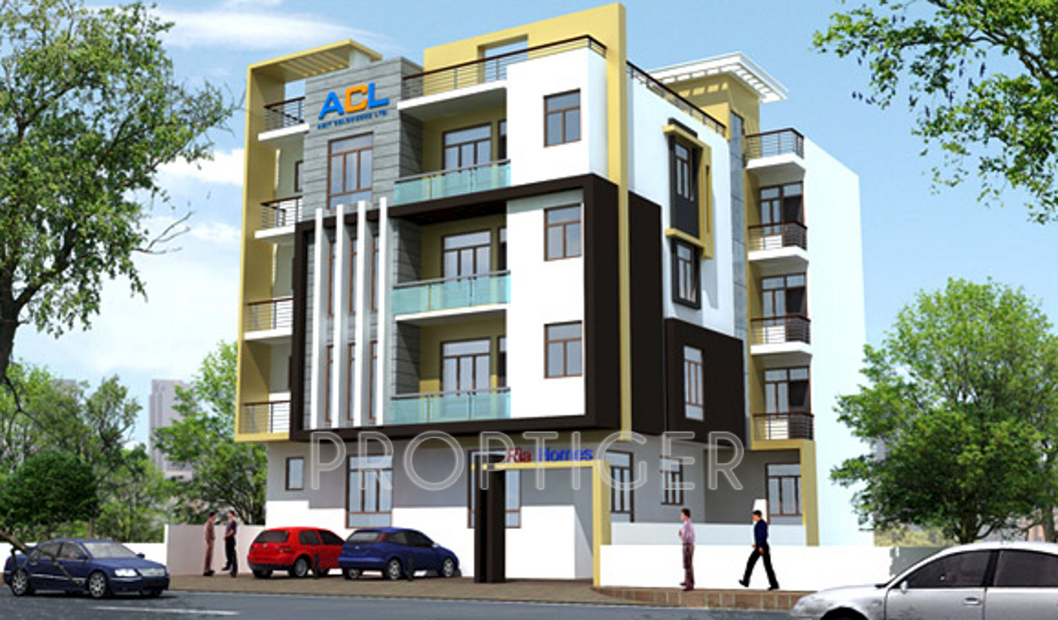 Central Imperial Floor Plan Photos Of Amit Colonizers Ltd Ria Homes Construction