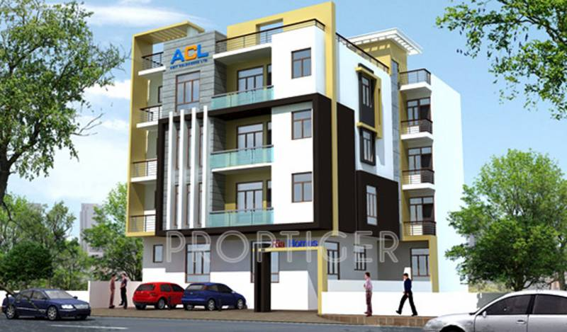 Images for Elevation of Amit Ria Homes