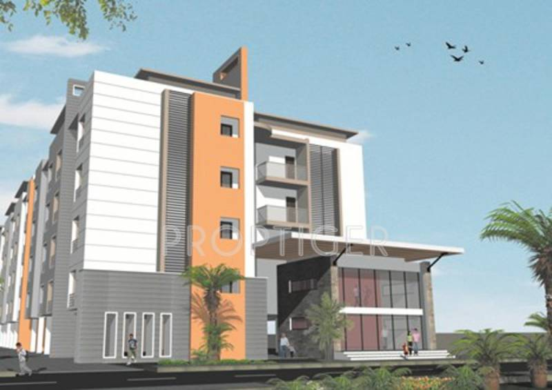 Images for Elevation of Swathika Prabbhaatham