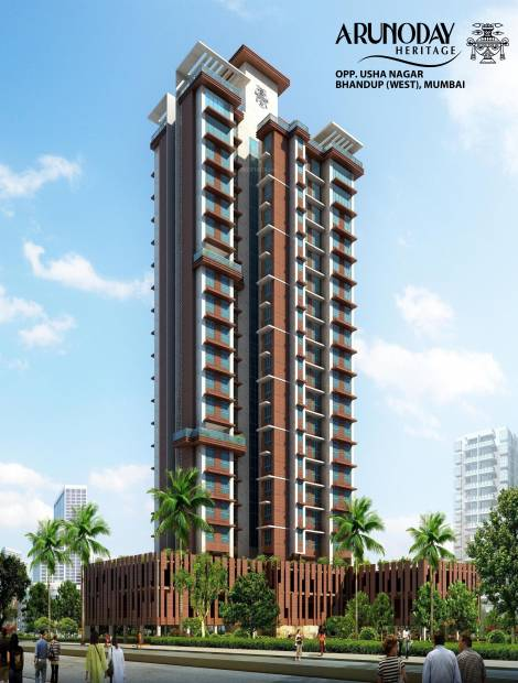 Images for Elevation of Heritage Arunoday Heritage