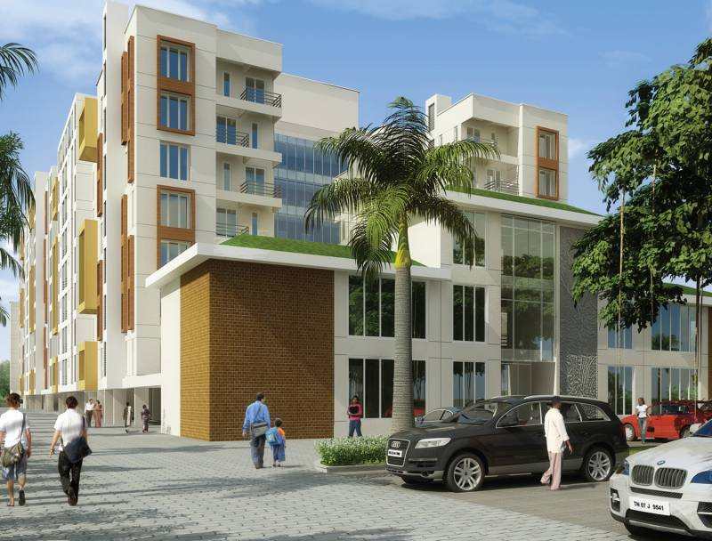 Images for Elevation of Appaswamy Banyan House