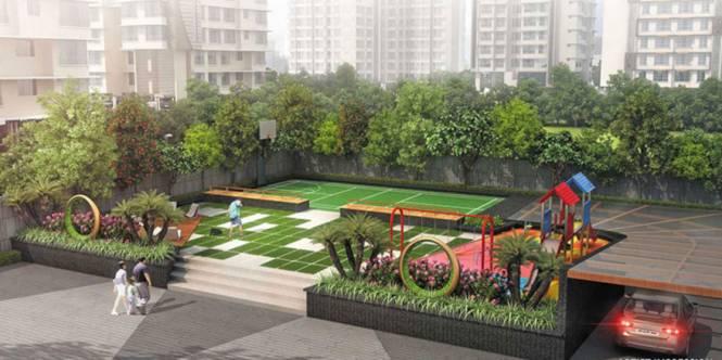 garden-grove Children's play area