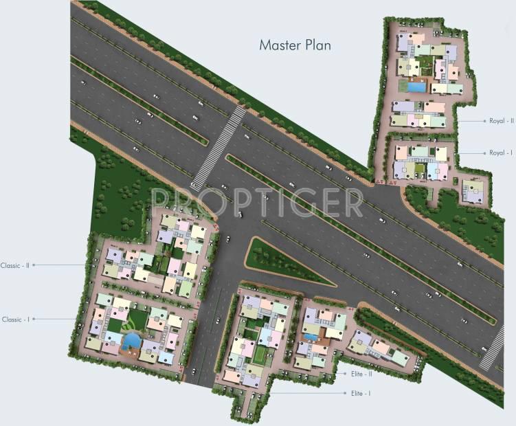 Images for Master Plan of Unimark Unimark Springfield