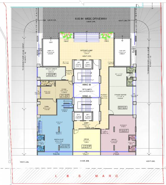 Images for Layout Plan of Integrated Bhoomi