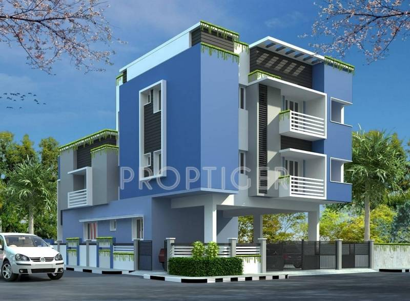 Images for Elevation of Jasmine Sanvi Flats