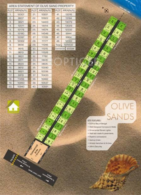 sands Images for Layout Plan of Olive Sands