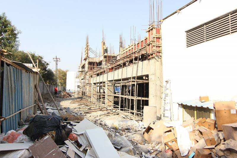 Images for Construction Status of Paranjape Athashri Xion
