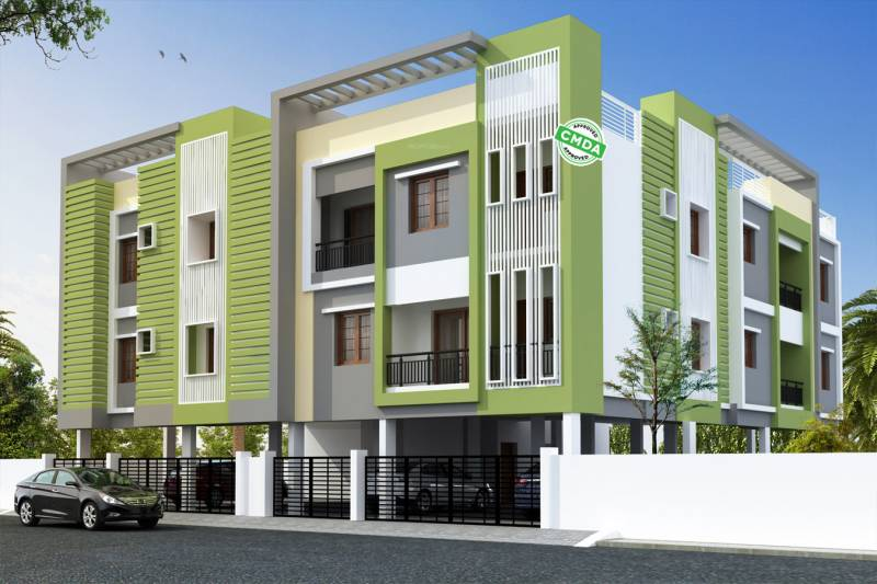 Images for Elevation of Royal Aadhira