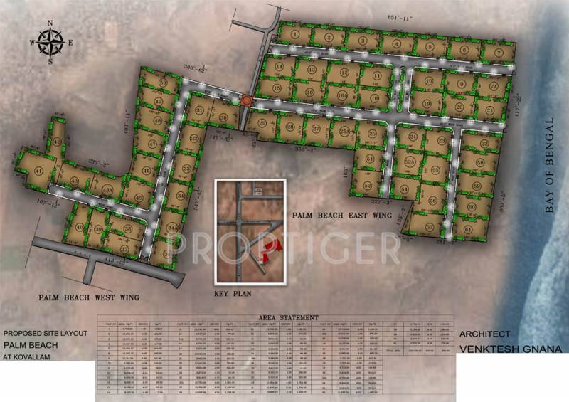 Images for Layout Plan of Olive Palm Beach