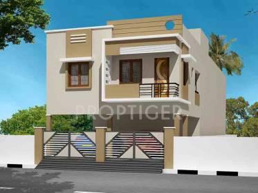Images for Elevation of Arasur Tigress Villa