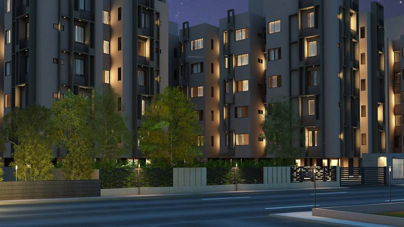 Images for Elevation of Bakeri City