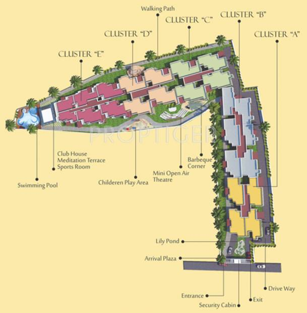 Images for Master Plan of Linea Sunflower
