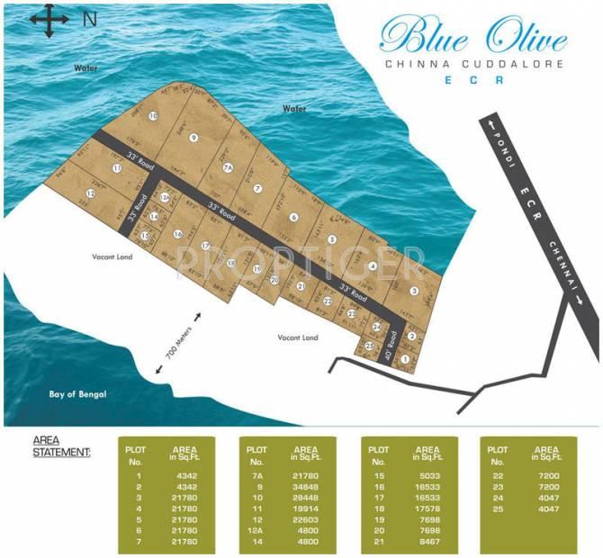 Images for Layout Plan of Olive Blue Olive