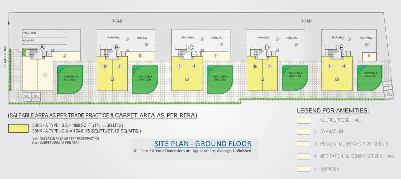 Images for Site Plan of Bakeri Sivanta