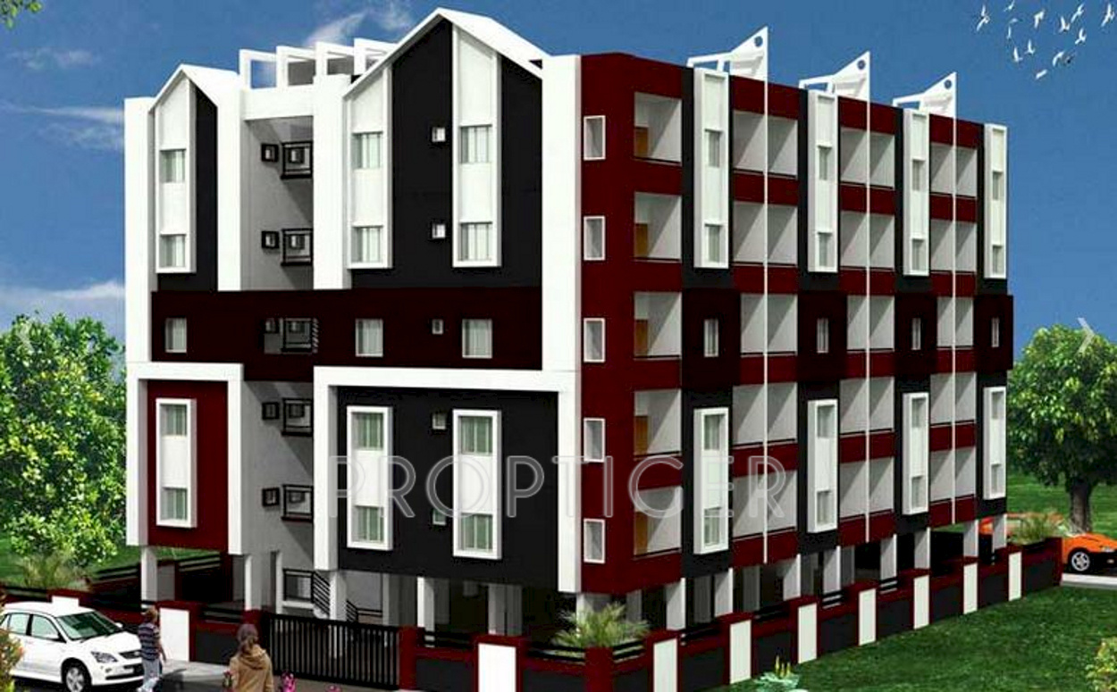 1050 sq ft 2 bhk 2t apartment for sale in ds max for Kitchen 6 yelahanka