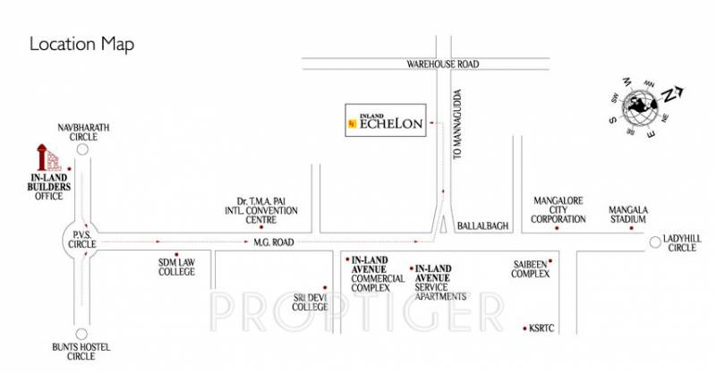 Images for Location Plan of IN Echelon
