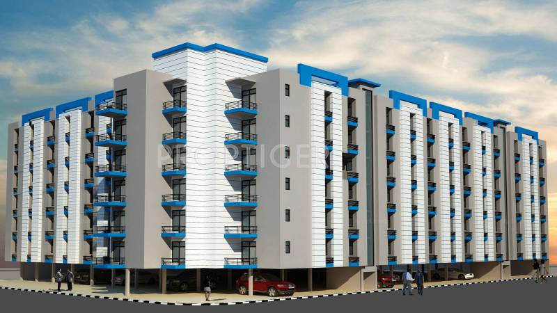 Images for Elevation of Vrg Infratech and Devlopers Vivaan Heights