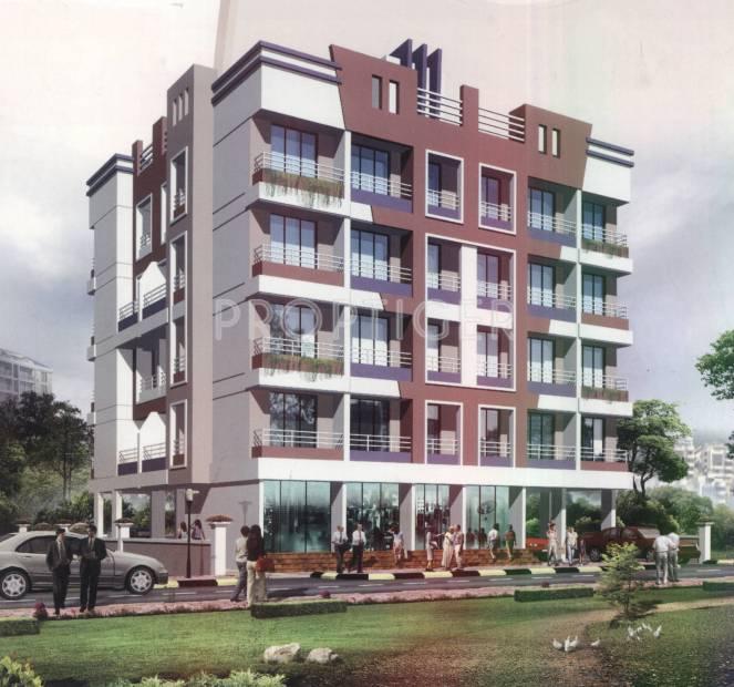 apartment Images for Elevation of Pruthvi Developer Apartment