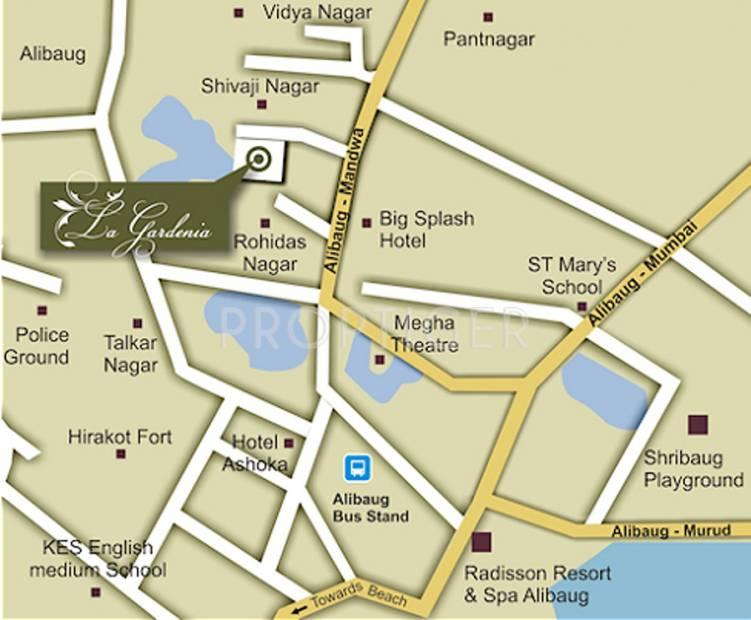Images for Location Plan of Kiron La Gardenia