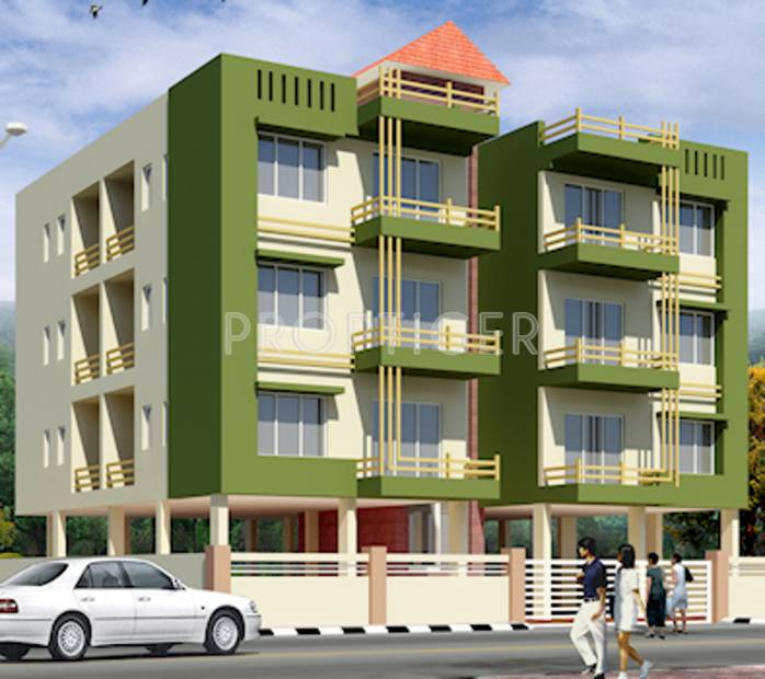 Images for Elevation of Kiron La Gardenia