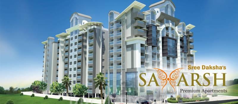 Images for Elevation of Sree Daksha Saharsh