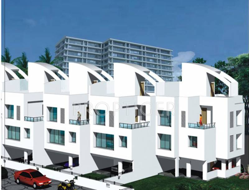 Images for Elevation of M Baria Ambo Vihar Villas