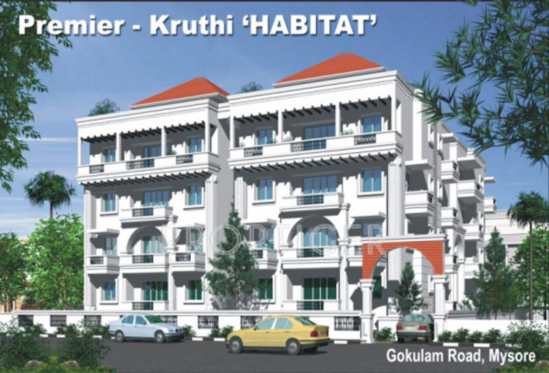 Images for Elevation of Premier Kruti Habitat