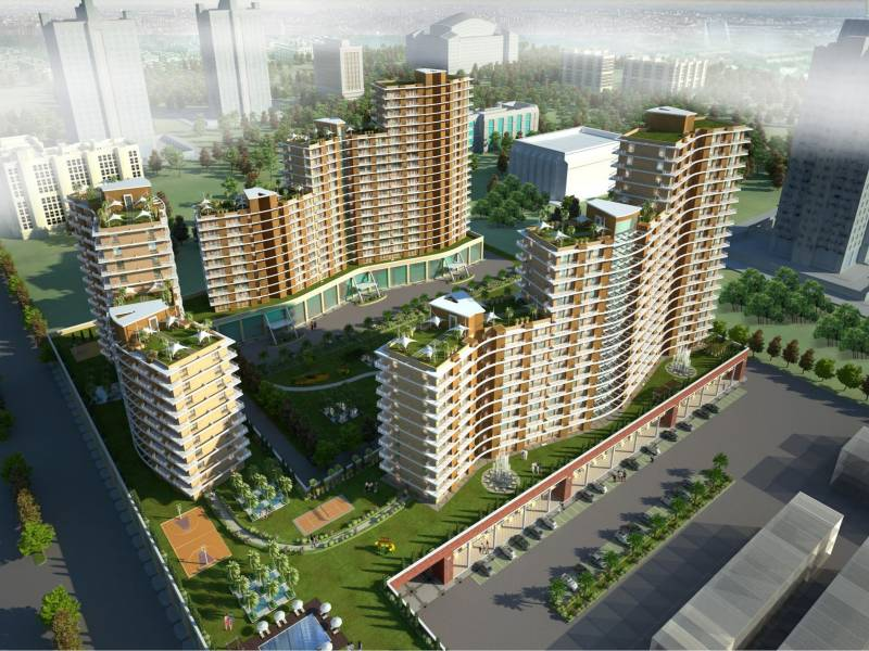 royal-residency Images for Elevation of Omaxe Royal Residency