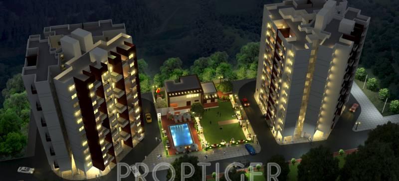 Images for Elevation of Sanskruti Essencia Heights