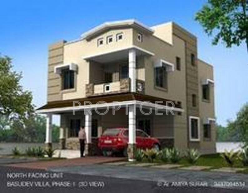 Images for Elevation of Vasundhara Basudev Villa Phase I