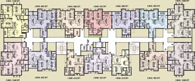 Images for Cluster Plan of Presidency Lifestyle