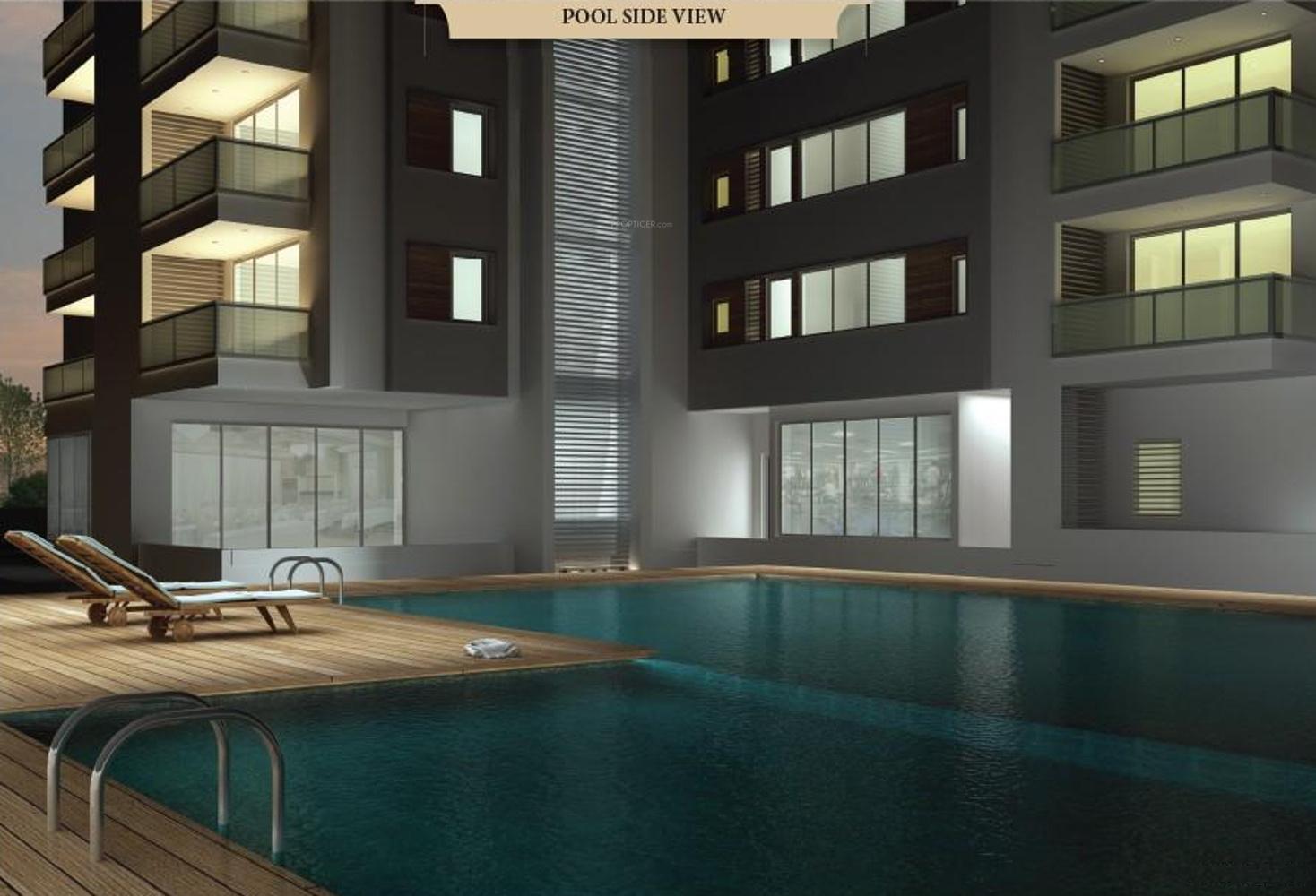4526 Sq Ft 4 BHK 5T Apartment In Prestige Group Deja Vu