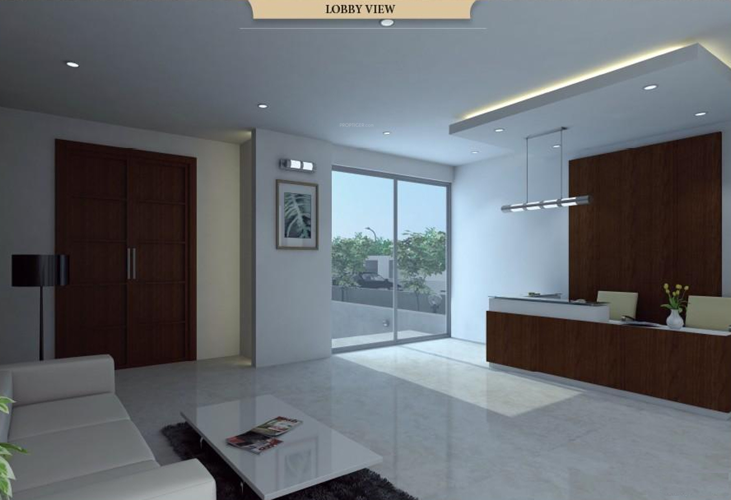 4526 Sq Ft 4 BHK 5T Apartment For Sale In Prestige Group Deja Vu Frazer Town Bangalore