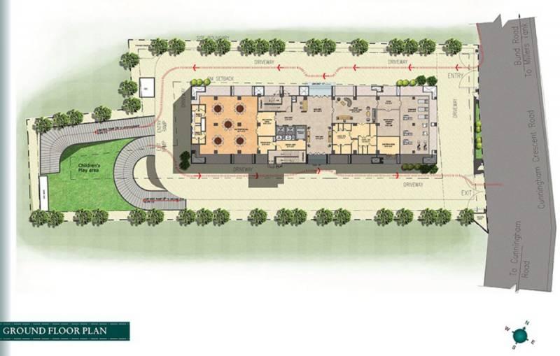 Images for Cluster Plan of Prestige Kenilworth
