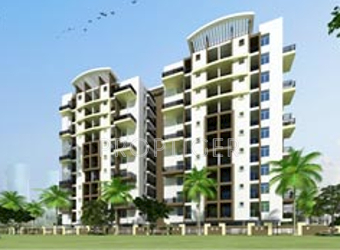vasundhara-group la-greeno Elevation