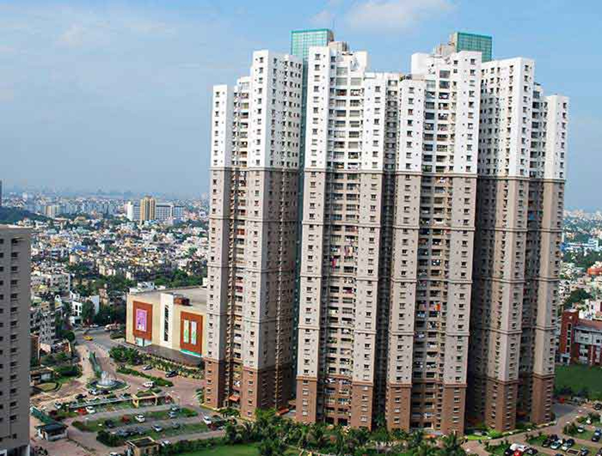 1583 Sq Ft 3 Bhk 3t Apartment For Sale In South City South