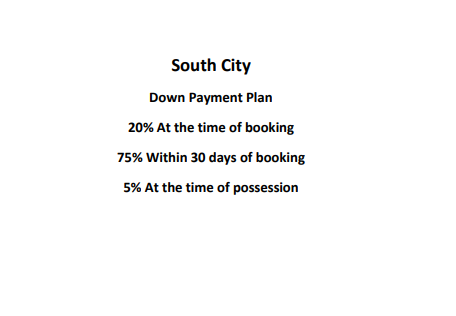south-city Time Linked Payment (TLP)