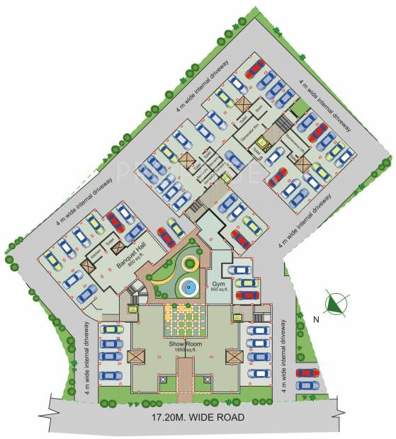 Images for Cluster Plan of Eden Group Tolly Greenwood