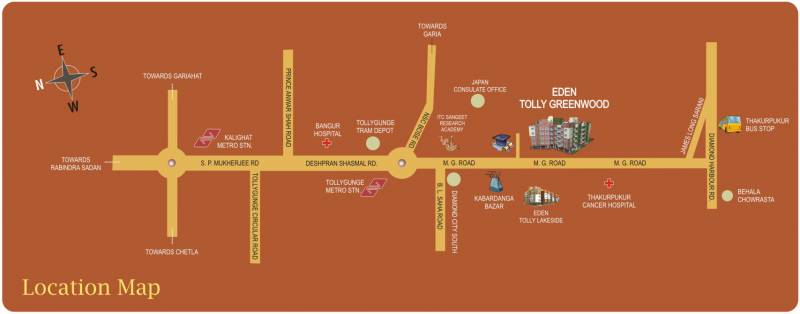 Images for Location Plan of Eden Group Tolly Greenwood