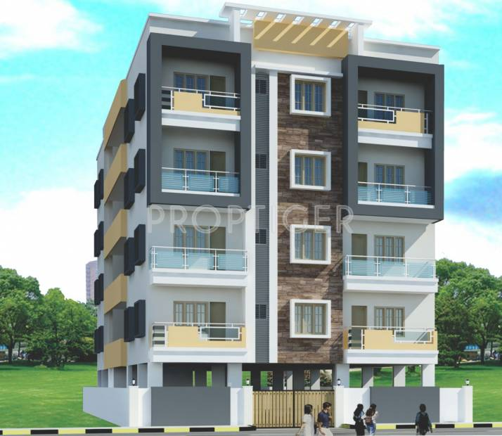 Images for Elevation of Yashaswini Vinayaka Enclave
