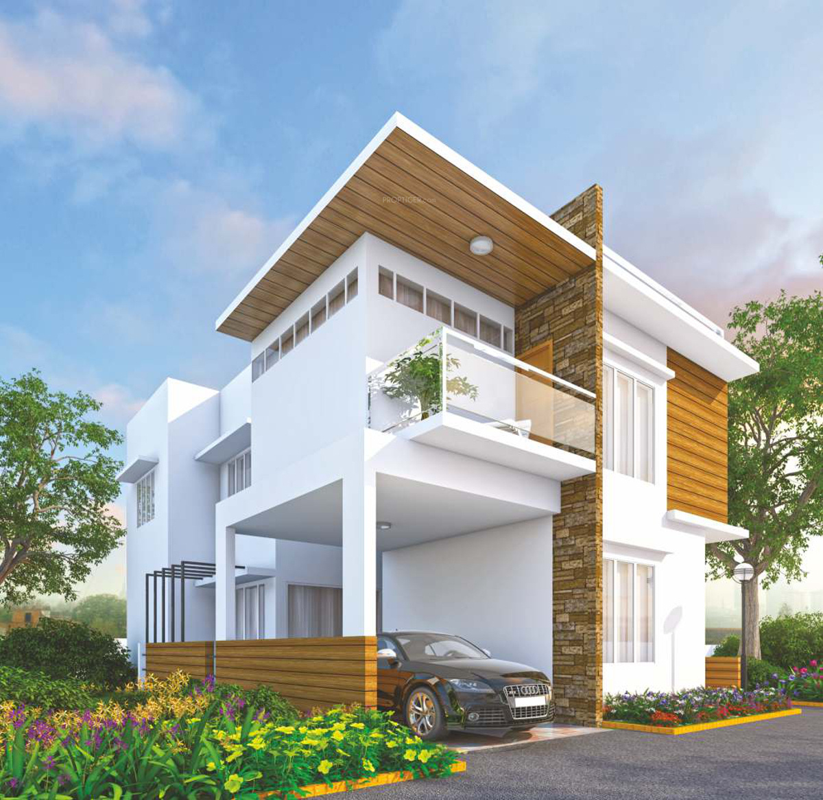 1735 sq ft 3 bhk 3t villa in celebrity natures habitat