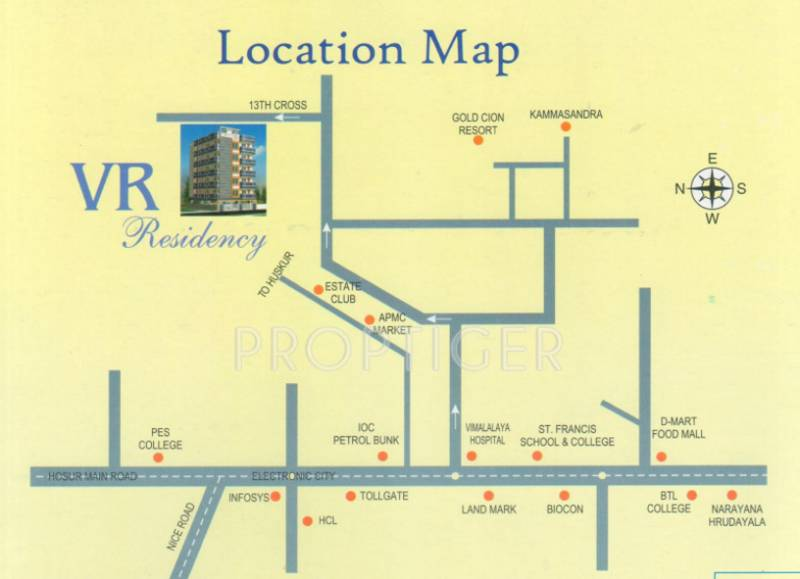 Images for Location Plan of VR Residency