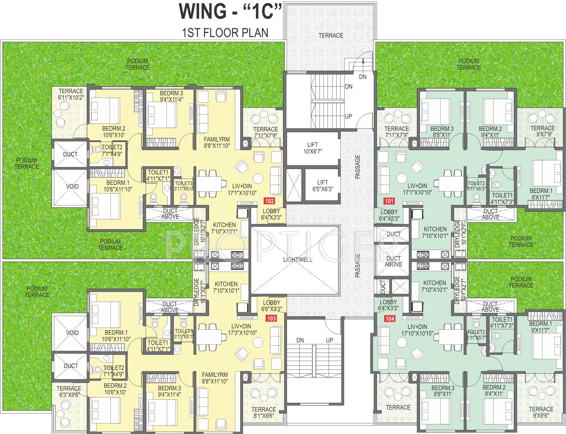 Paranjape Abhiruchi Parisar In Dhayari Pune Price Location Map Floor Plan Reviews Proptiger Com