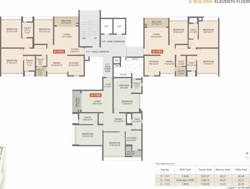 Images for Cluster Plan of Rohan Iksha