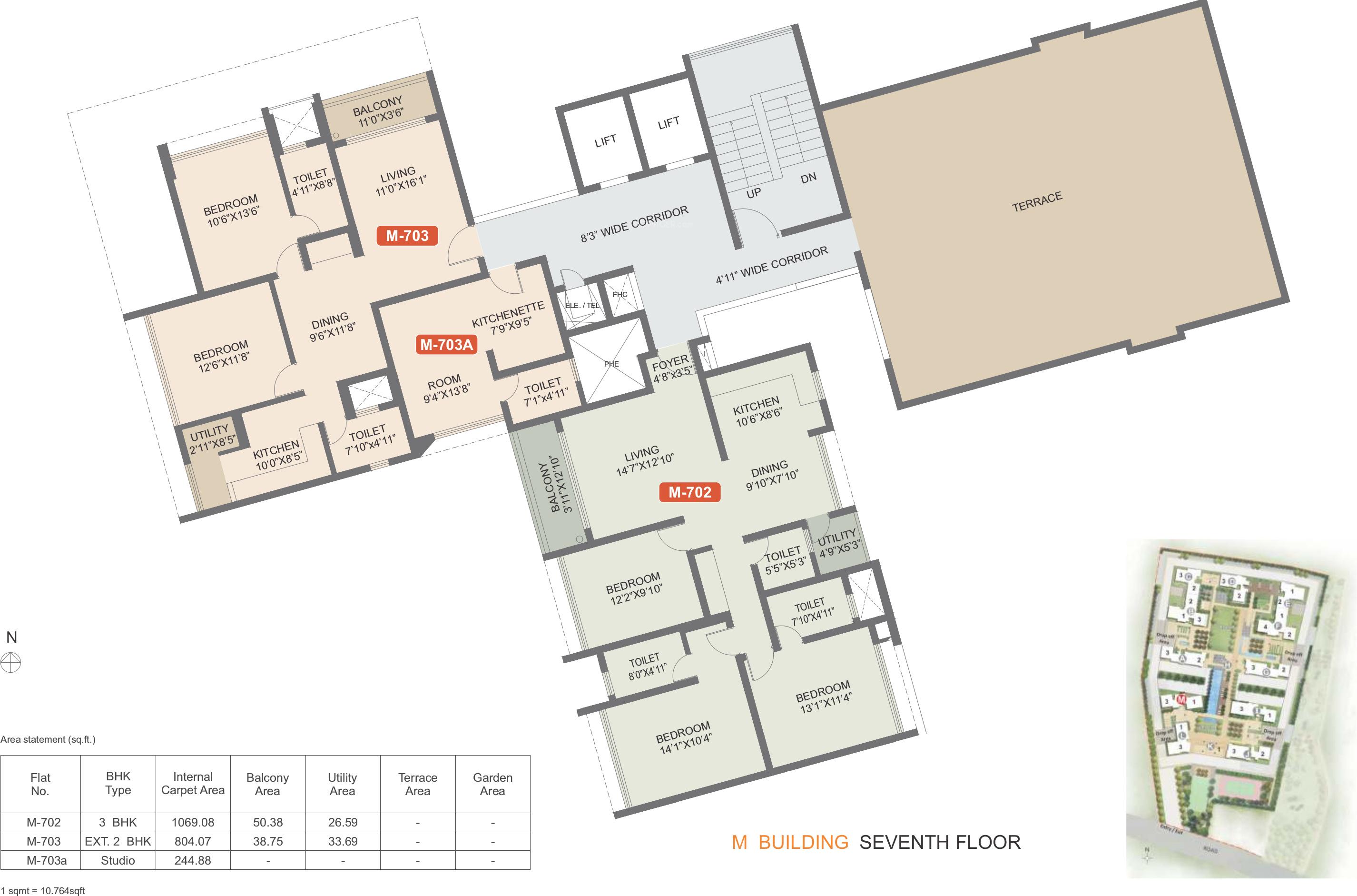 Rohan Iksha In Bellandur Bangalore Price Location Map Floor New Holland Wiring Diagrams 75b More Photos