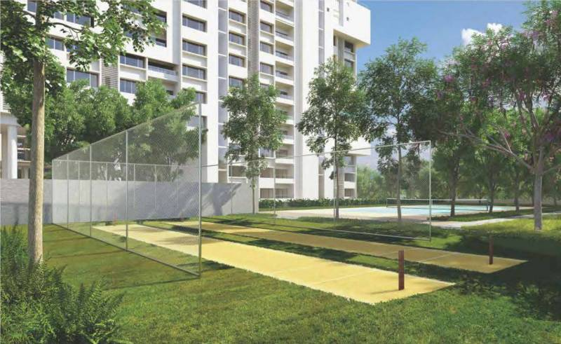 image of swimming pool of rohan builders and developers iksha bellandur bangalore